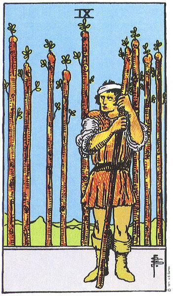 nine-wands