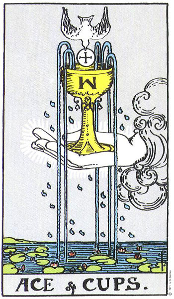 Ace of Cups (1/2)