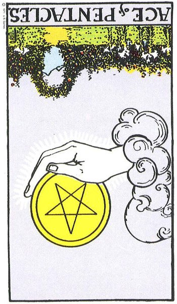 Ace of Pentacles – Truly Teach Me Tarot