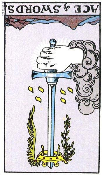 Ace of Swords (3/3)