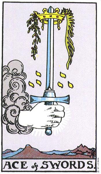 Ace of Swords (1/3)