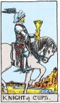 Knight of Cups Upright