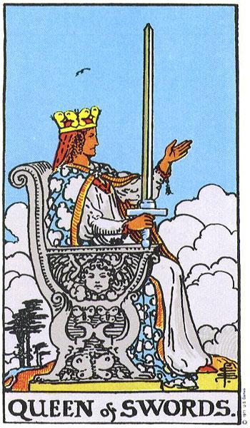 The Queen of Swords (1/2)