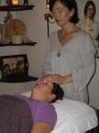 Doing a Reiki Healing