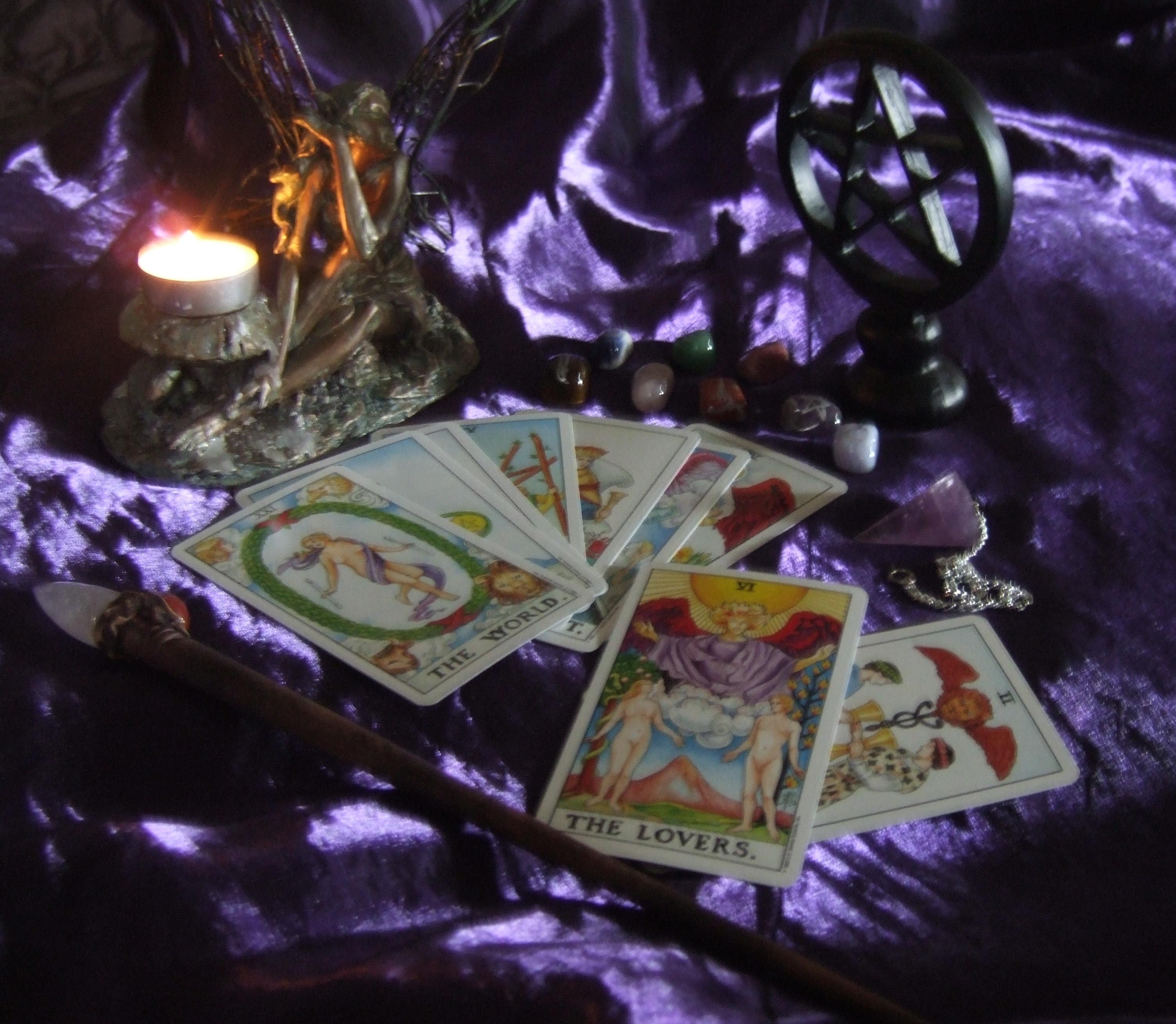 Tarot readings paranormality