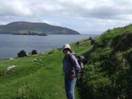 Hiking on The Blasket Islands