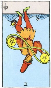 2 of Pentacles Rx