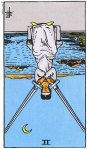 2 of Swords Rx