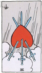 3 of Swords Rx