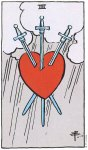 3 of Swords Upright