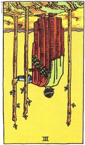 3 of Wands Rx