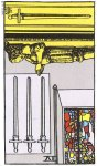 4 of Swords Rx