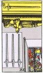 4 of Swords Rx