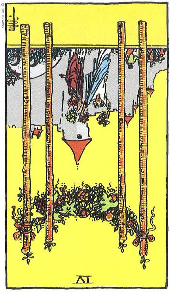 Wands – Love and Romance Associations – Truly Teach Me Tarot