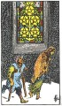 5 of Pentacles Upright