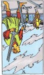 5 of Swords Reversed