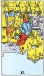 6 of Cups Reversed