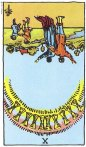 10 of Cups Reversed