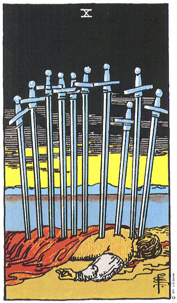 Image result for x of swords