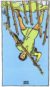 7 of Wands Rx