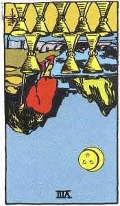 The Eight (VIII) of Cups – Truly Teach Me Tarot