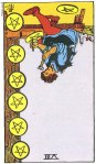8 of Pentacles Reversed