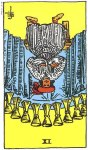 9 of Cups Reversed