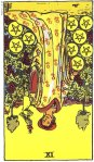 9 of Pentacles Reversed