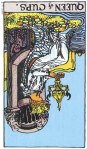 Queen of Cups Reversed
