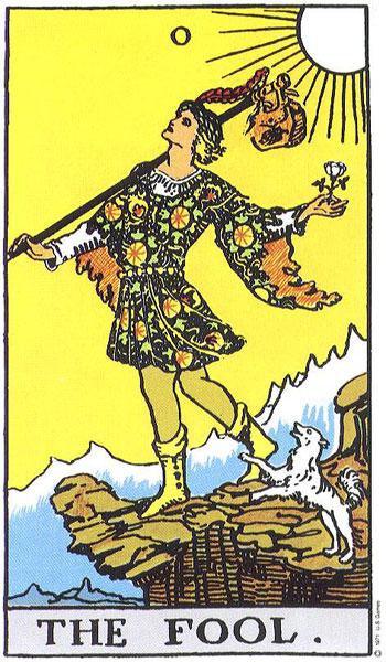 Your Tarot Teacher is Back ! (1/6)