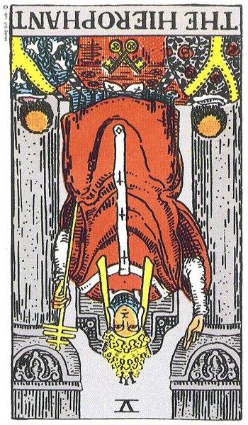 Это превернутая верховная жреца карто торо значиние очередным заседанием совета