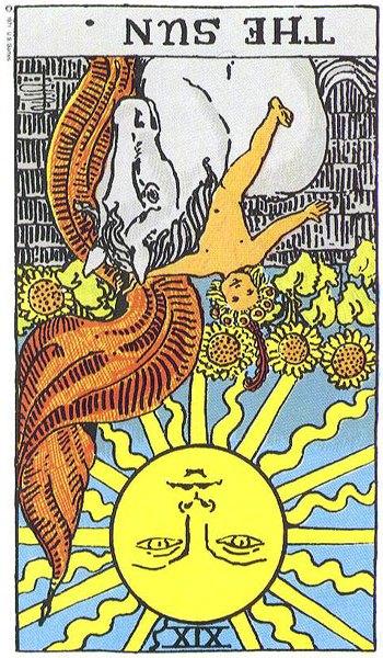 The Sun Reversed