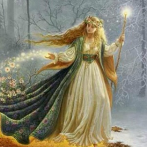 Goddess Brigid, The Light Bringer
