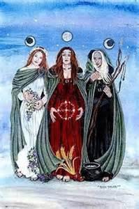 Triple Goddess/Three Sisters
