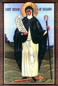 St. Brigid of Kildaire