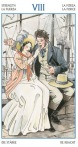 jane austen tarot strength