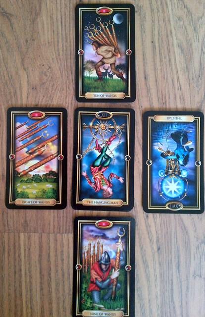 Aquarius Tarot Horoscope