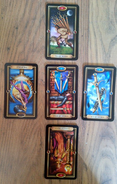 Cancer Tarot Spread