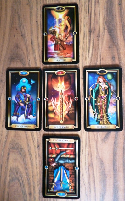 Leo Tarot Horoscope