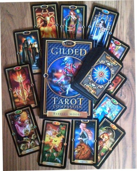 The Gilded Tarot- Barbara Moore