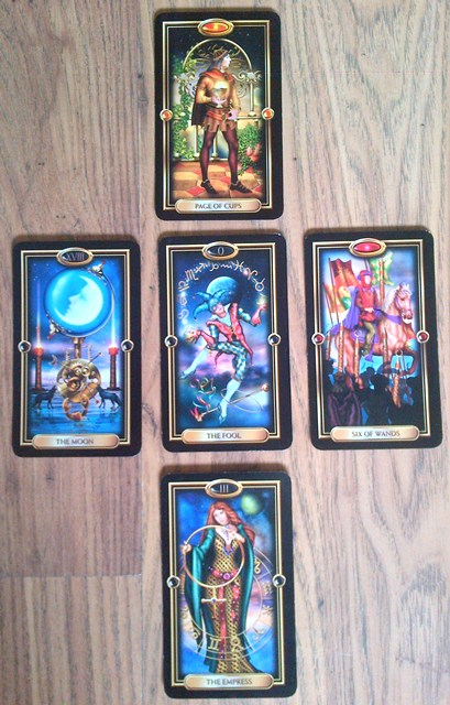 Sagitarrius Tarot Horoscopes