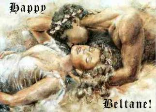 Happy Bealtaine