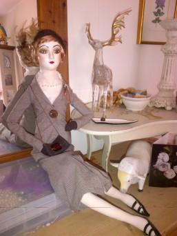 Gladys - Boudoir Doll Main Pic