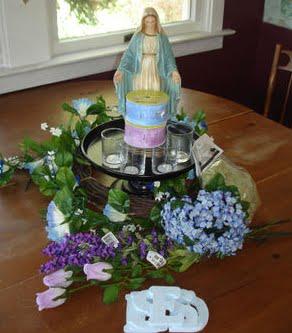 A May Altar