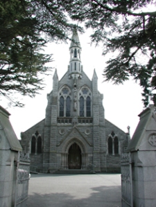 Rathfarnham church