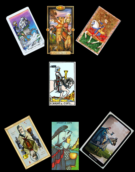 Selections of Knights of Cups