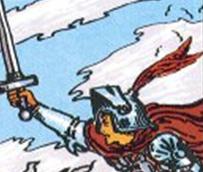 Knight of Sword's Head
