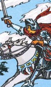 Knight of Swords, The RIDER