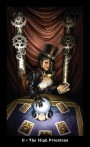 Shaking The Devil Out With The Steampunk Tarot