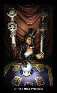 steampunk-tarot-high-priestess